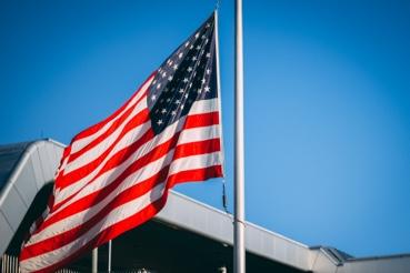 Foto bandeira EUA